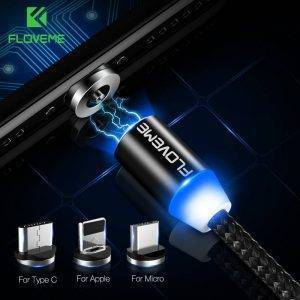 LED Magnetic Cable Lightning Micro USB Cable For iPhones USB Phone Cables 1ef722433d607dd9d2b8b7: China